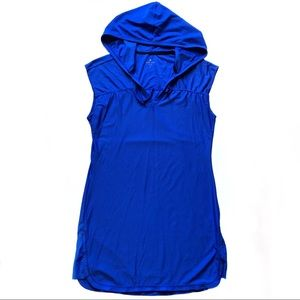 Athleta Wick-It Hoodie Cover Up